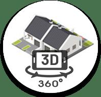 Pilotez votre visite en 3D