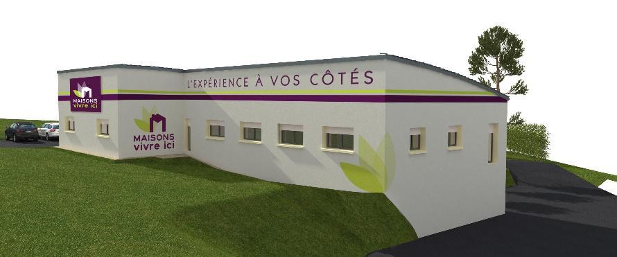 Prochainement: ouverture des nouveaux locaux Maisons Vivre Ici