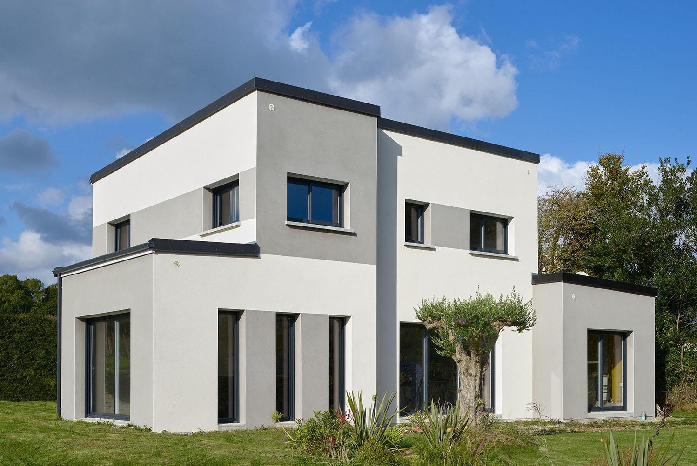 Maison Contemporaines Cubique - Saint Lo - 04