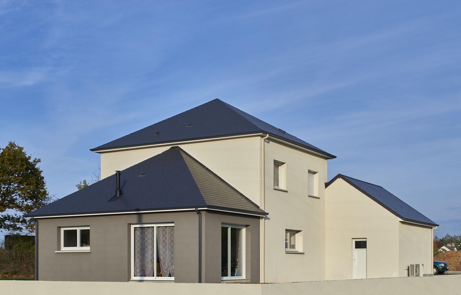 Maison Contemporaines Moderne - Bayeux - 04