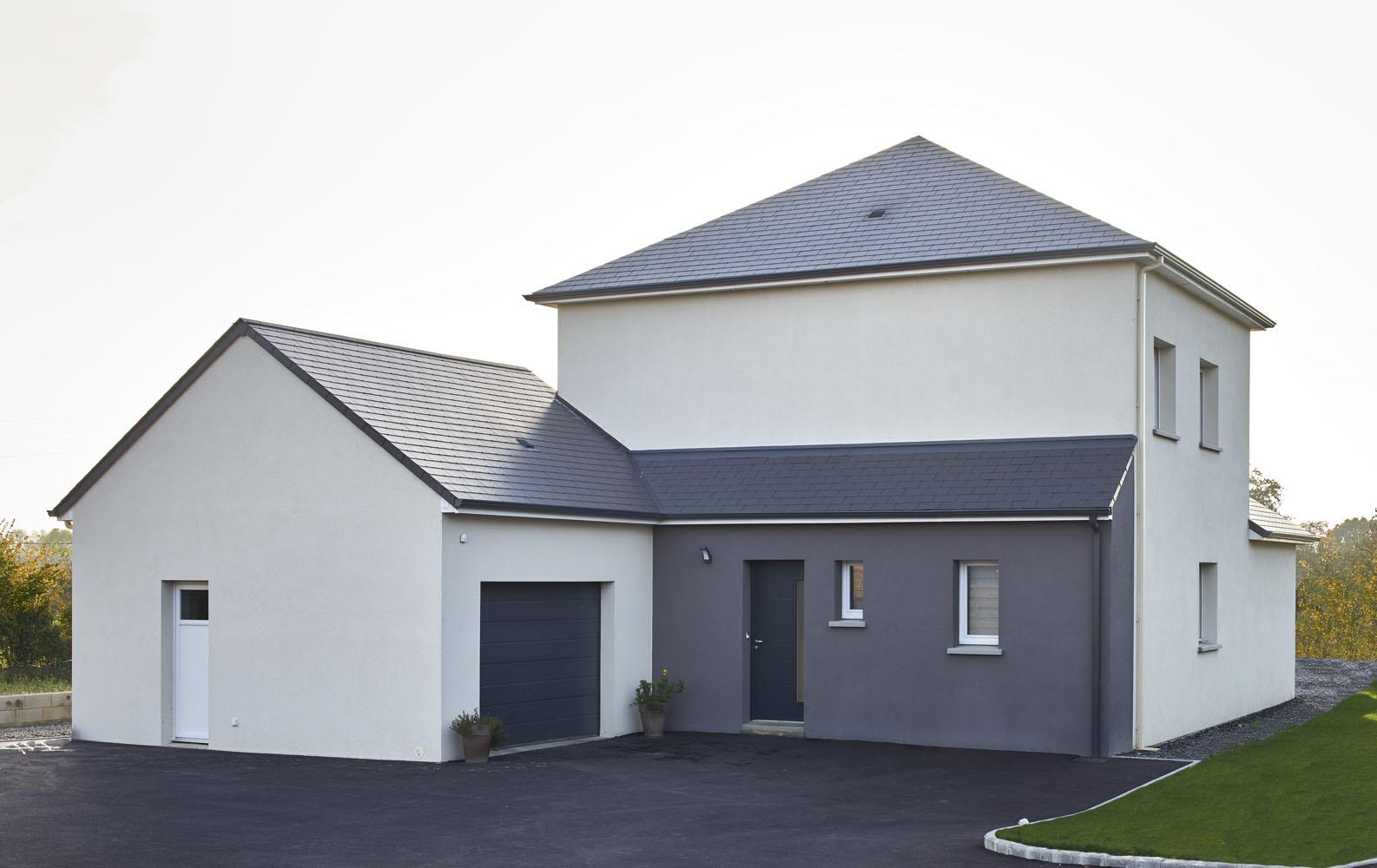 Maison Contemporaines Moderne - Bayeux - 08