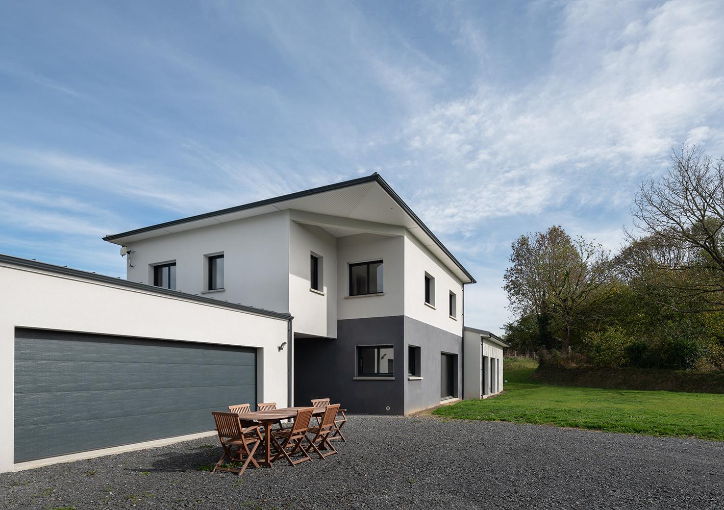 Maison Contemporaine-Baudre(proximité Saint Lo)-manche 50-DSC2388