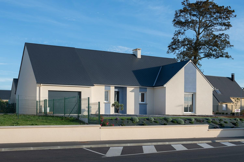 Maison Plain Pied-Saint Vigor le Grand (proximité Bayeux)-Calvados 14-DSC2363