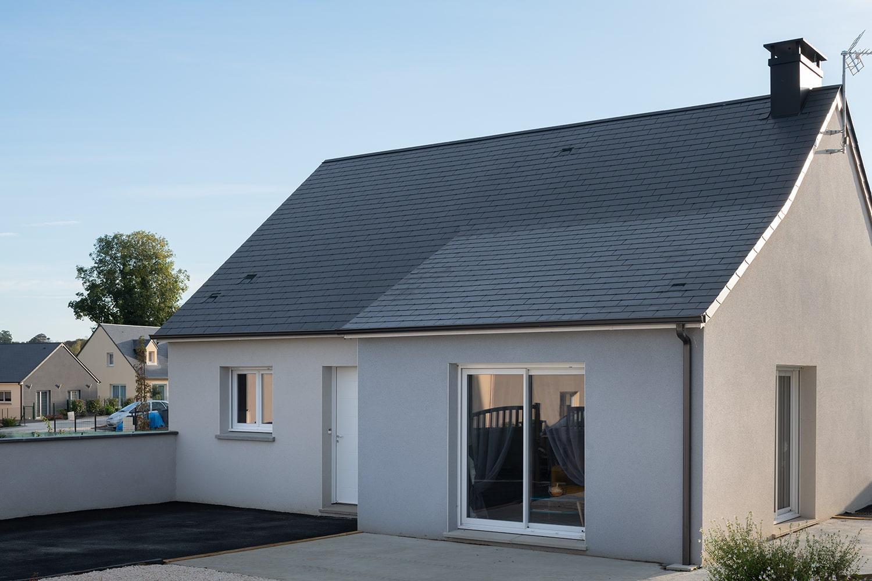 Maison Plain Pied-Vaucelles (proximité Bayeux)-Calvados 14-DSC2244