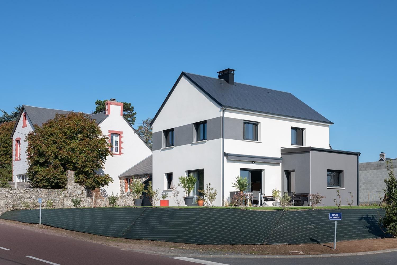 Maison traditionnelles-Agon Coutainville(proximité Coutances)-manche 50-DSC2209