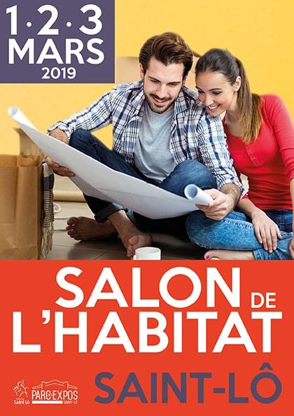 Présent au Salon de l'Habitat de Saint Lô 2019