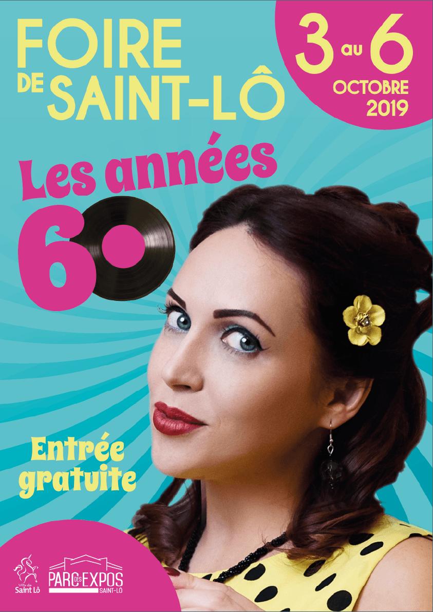 Présent à la foire de Saint Lô 2019