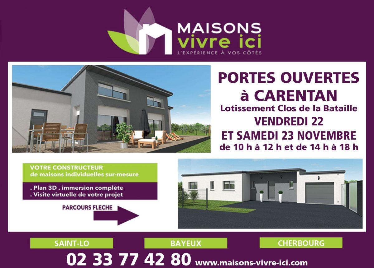 Portes ouvertes à Carentan