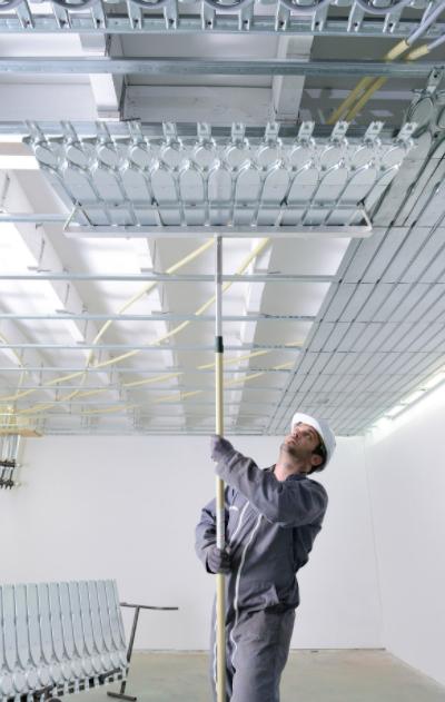 Plafond chauffant : les avantages